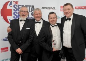 Stainless Metalcraft wins national engineering award for its investment in skills